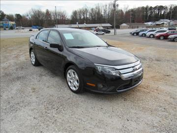 2011 Ford Fusion for sale in Mauldin, SC