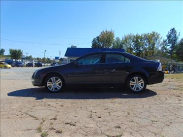 2007 Ford Fusion for sale in Mauldin, SC