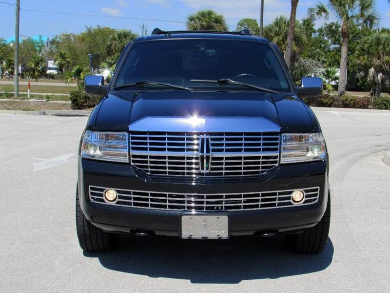 2010 Lincoln Navigator Base 4x4 4dr SUV - Fort Myers Beach FL