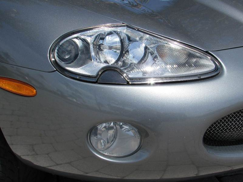 2002 Jaguar XKR Supercharged Convertible - Fort Myers Beach FL