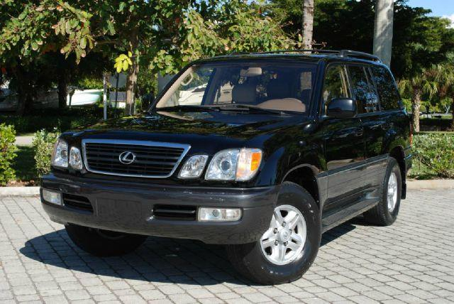 1999 Lexus LX 470 - Fort Myers Beach, FL FORT MYERS FLORIDA SUVs