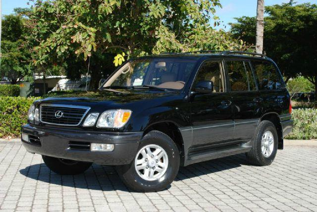 1999 Lexus LX 470 - Fort Myers Beach, FL FORT MYERS FLORIDA SUVs