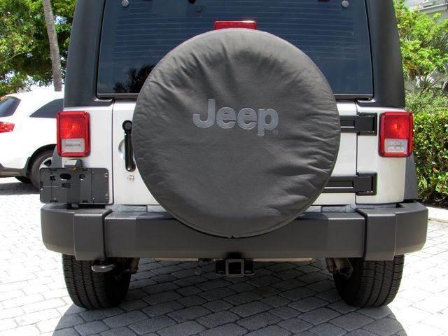 2012 Jeep Wrangler 4x4 Sport 2dr SUV - Fort Myers Beach FL