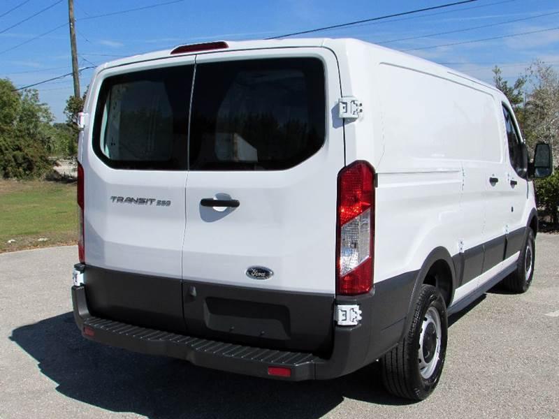 2016 Ford Transit Cargo 250 3dr SWB Low Roof Cargo Van w/60/40 Passenger Side Doors - Fort Myers Beach FL