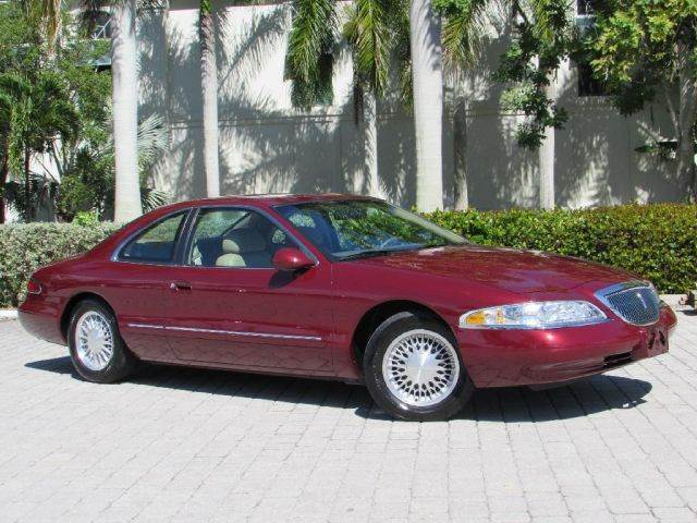 1997 Lincoln Mark VIII for sale in Fort Myers Beach FL