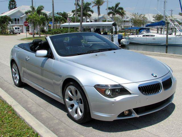 2006 BMW 6 Series 650i 2dr Convertible - Fort Myers Beach FL