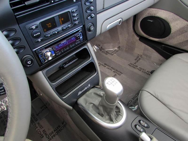 2004 Porsche Boxster S 2dr Roadster - Fort Myers Beach FL
