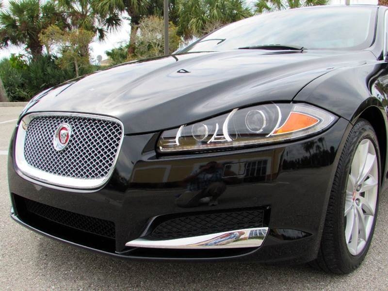 2014 Jaguar XF 2.0T 4dr Sedan - Fort Myers Beach FL