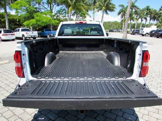 2016 GMC Sierra 1500 4x2 2dr Regular Cab 8 ft. LB - Fort Myers Beach FL