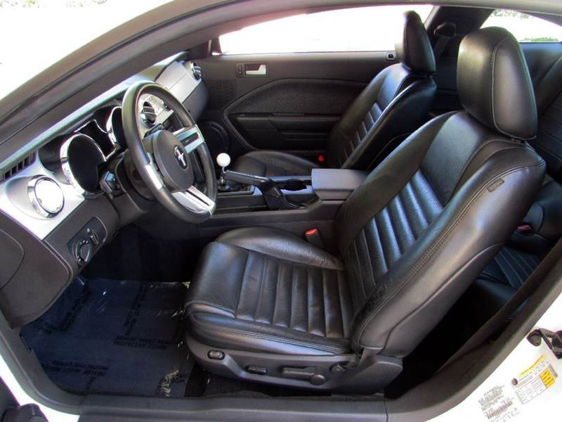 2007 Ford Mustang Shelby GT Premium 2dr Coupe - Fort Myers Beach FL