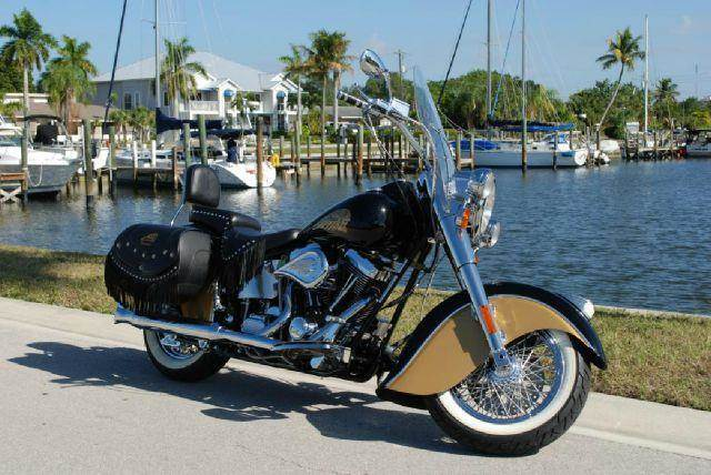 2001 Indian Chief Centennial Edition - Fort Myers Beach FL