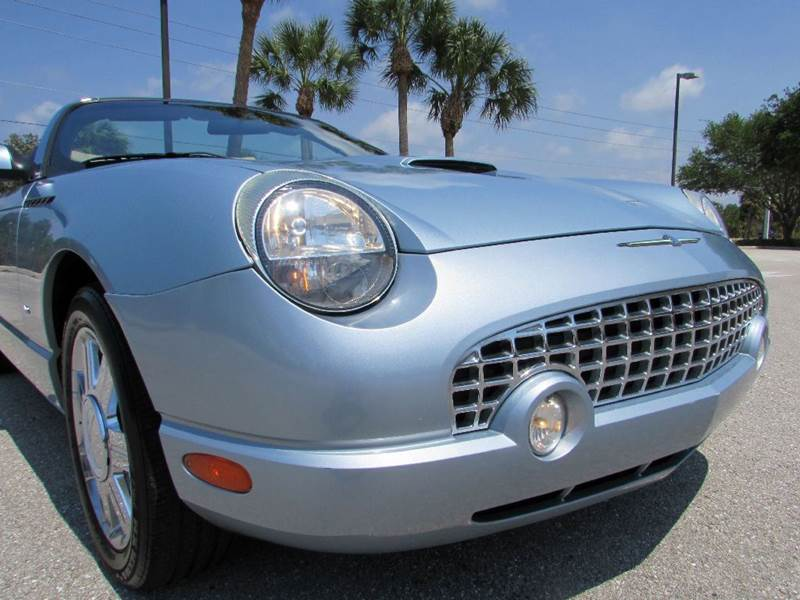 2004 Ford Thunderbird Deluxe 2dr Convertible - Fort Myers Beach FL
