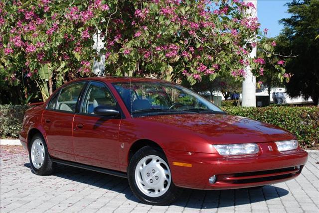 1996 Saturn S Series Sl2 4dr Sedan In Fort Myers Beach