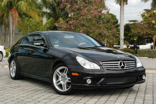 2007 mercedes benz cls class cls550 4dr sedan in fort myers beach bonita springs cape coral. Black Bedroom Furniture Sets. Home Design Ideas