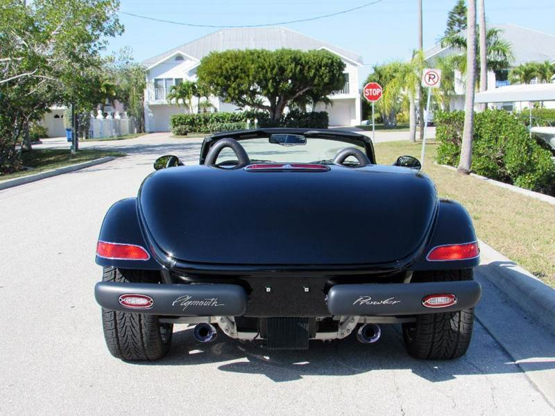2000 Plymouth Prowler Base 2dr Convertible - Fort Myers Beach FL