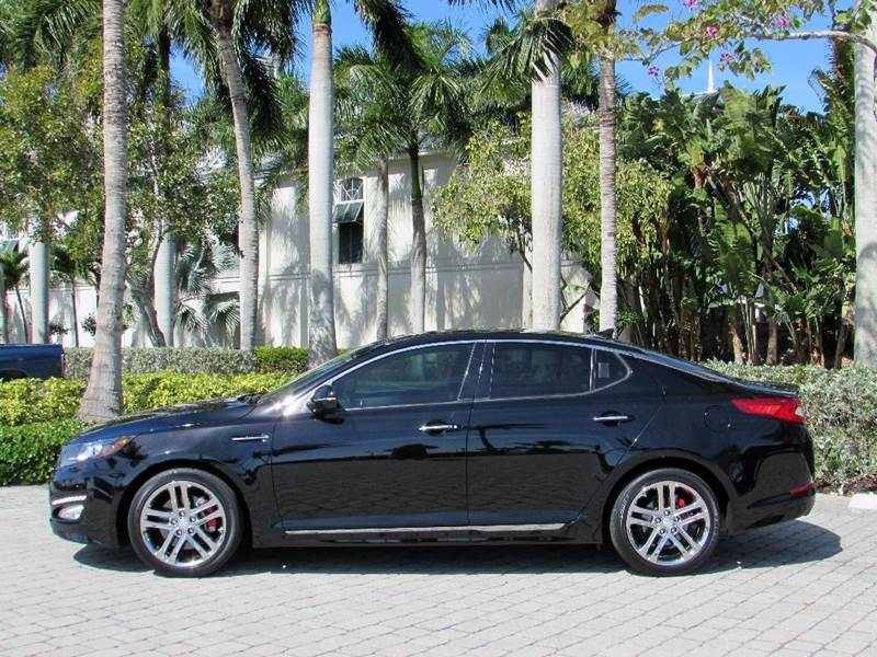 2013 Kia Optima SXL 4dr Sedan - Fort Myers Beach FL