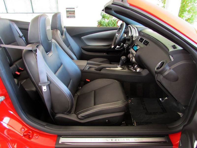 2011 Chevrolet Camaro SS 2dr Convertible w/2SS - Fort Myers Beach FL
