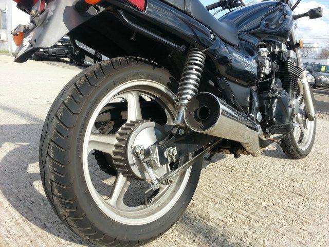 1997 Honda CB 750 Nighthawk