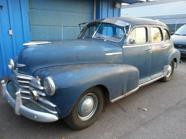 1948 Chevrolet Bel Air