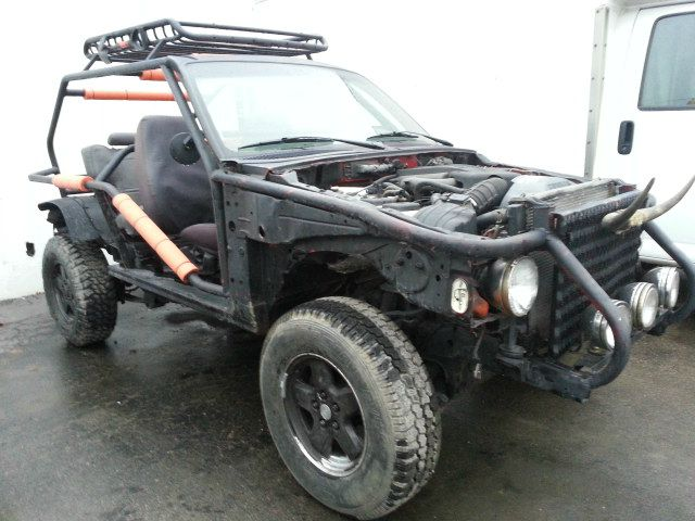 2003 DUNE BUGGY 4x4 Explorer chassis
