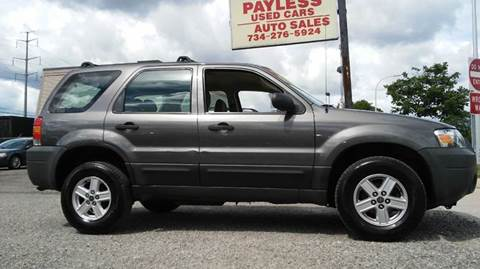 2005 Ford Escape for sale in Wayne, MI