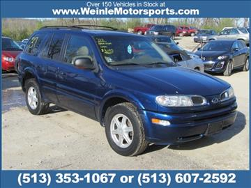 2002 Oldsmobile Bravada for sale in Cleves, OH