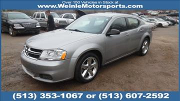 2013 Dodge Avenger for sale in Cleves, OH