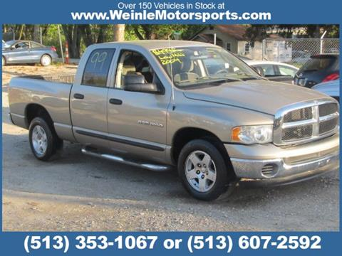2004 Dodge Ram Pickup 1500 for sale in Cleves, OH