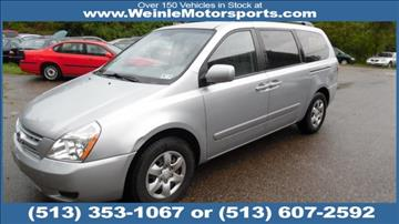 2009 Kia Sedona for sale in Cleves, OH