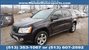 2006 Pontiac Torrent for sale in Cleves, OH