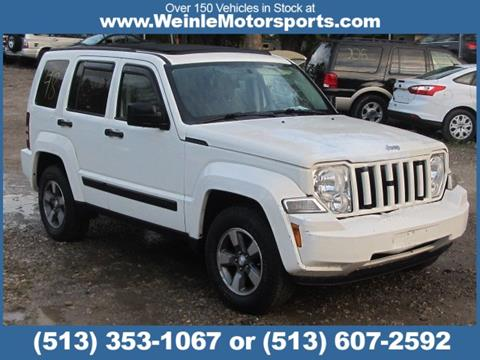 2008 Jeep Liberty for sale in Cleves, OH