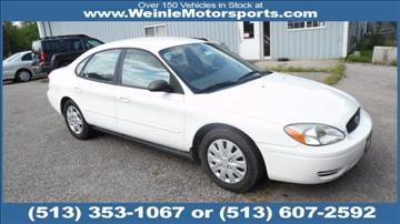 2005 Ford Taurus for sale in Cleves, OH