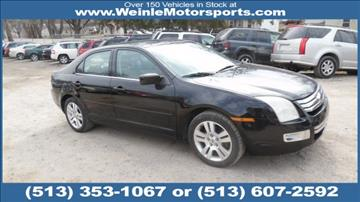 2006 Ford Fusion for sale in Cleves, OH