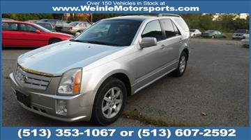 2006 Cadillac SRX for sale in Cleves, OH