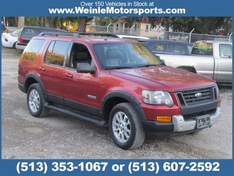 2008 Ford Explorer for sale in Cleves, OH