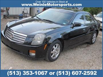 2005 Cadillac CTS for sale in Cleves, OH