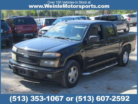 2005 Chevrolet Colorado for sale in Cleves, OH