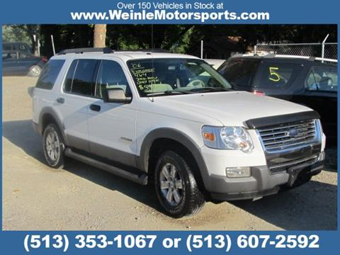 2006 Ford Explorer for sale in Cleves, OH
