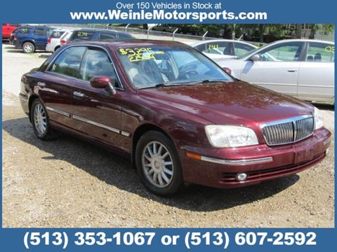 2004 Hyundai XG350 for sale in Cleves, OH