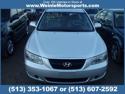 2006 Hyundai Sonata for sale in Cleves, OH