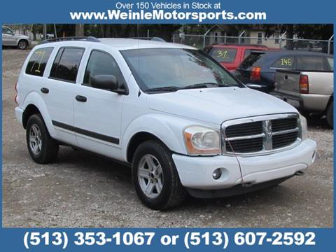 2006 Dodge Durango for sale in Cleves, OH