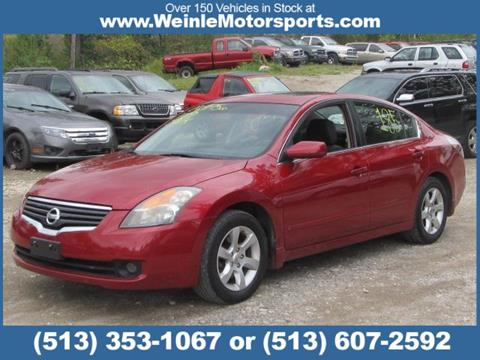 2009 Nissan Altima for sale in Cleves, OH
