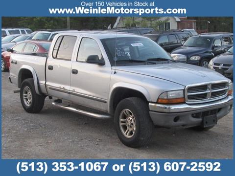 2004 Dodge Dakota for sale in Cleves, OH