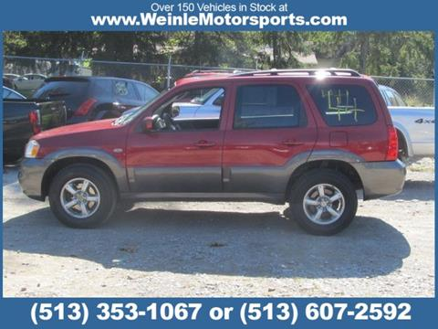 2005 Mazda Tribute for sale in Cleves, OH