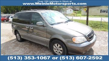 2005 Kia Sedona for sale in Cleves, OH