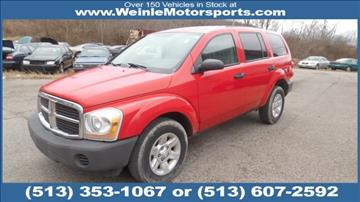 2004 Dodge Durango for sale in Cleves, OH
