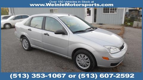 2007 Ford Focus for sale in Cleves, OH