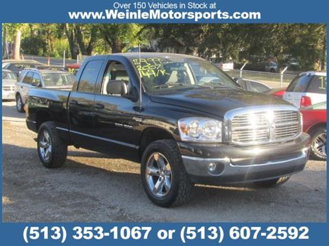 2007 Dodge Ram Pickup 1500 for sale in Cleves, OH
