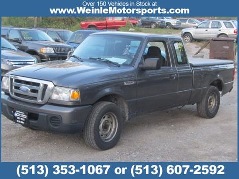 2008 Ford Ranger for sale in Cleves, OH