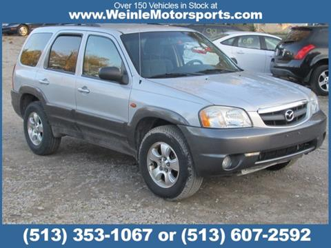 2003 Mazda Tribute for sale in Cleves, OH